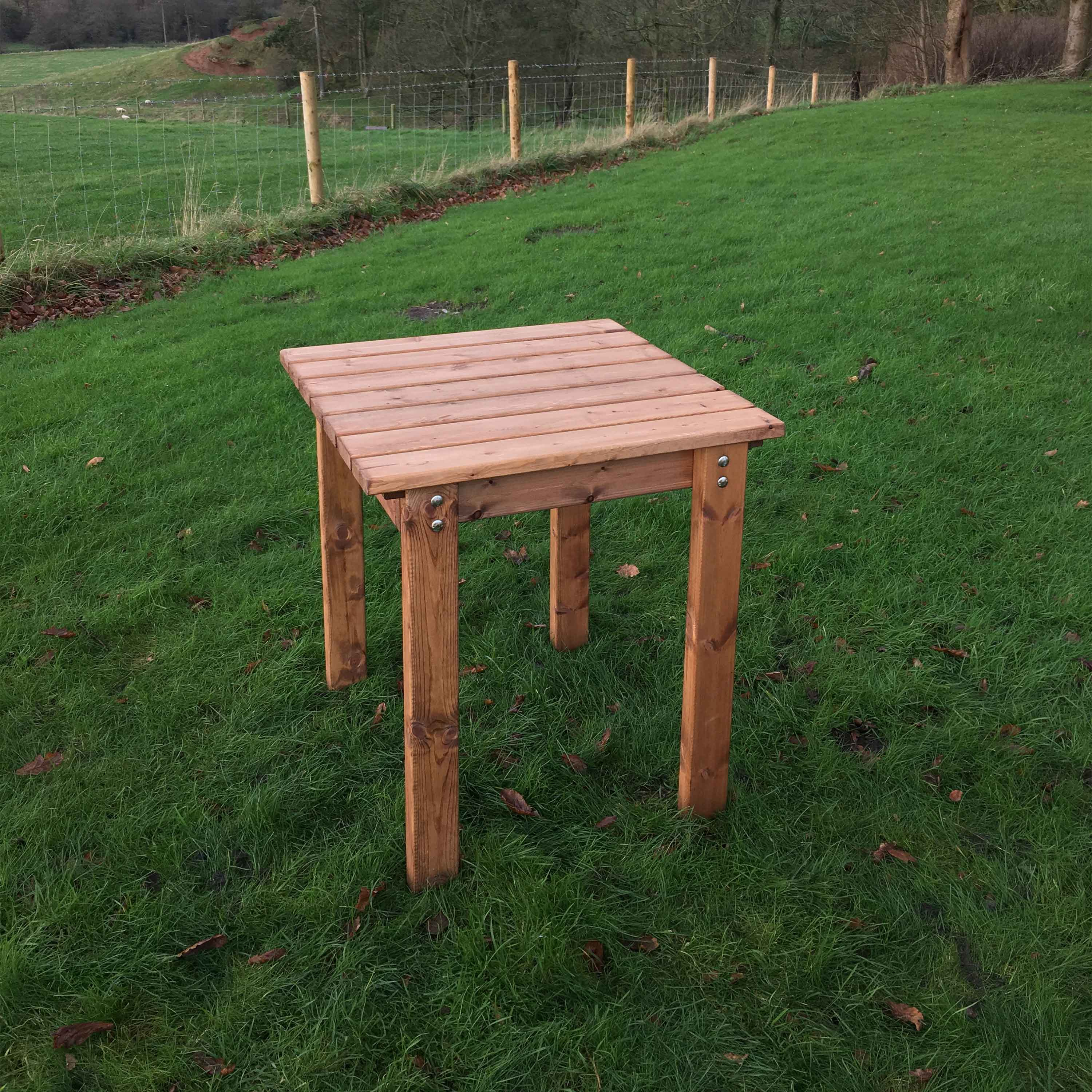 Redwood Collection Bistro Table