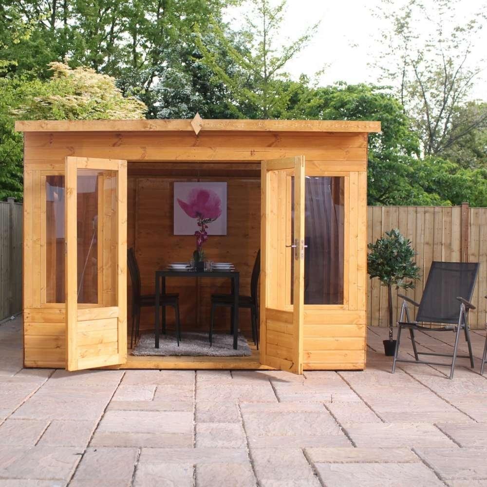 10' x 8' Premium Helios Summerhouse