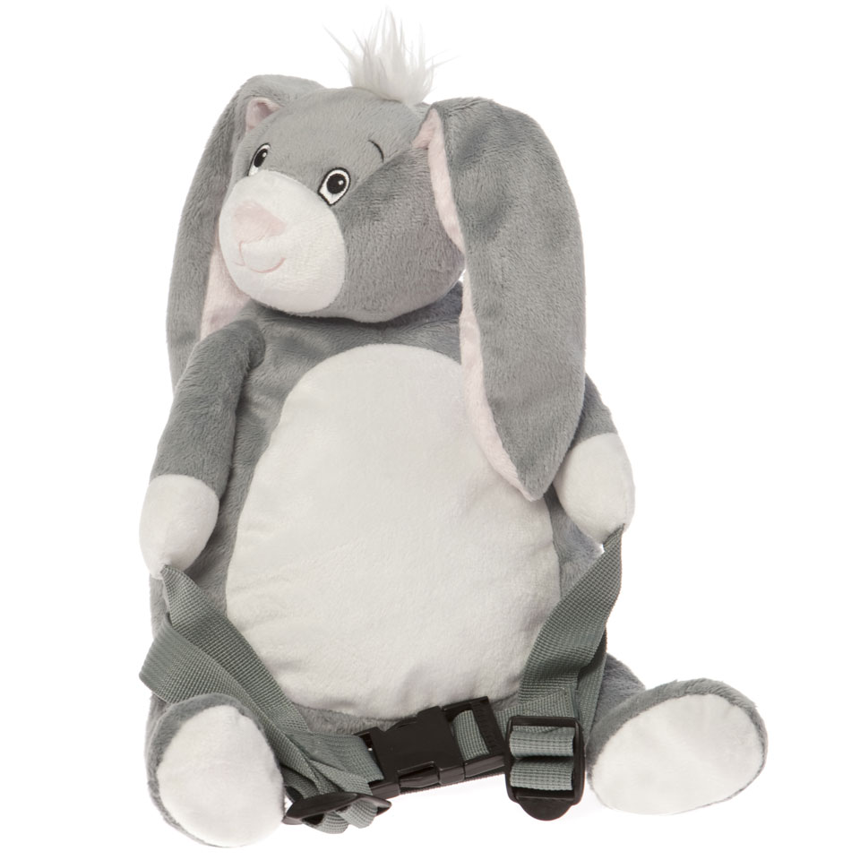 Bobo Buddies HipHop The Bunny Toddler Backpack & Reins