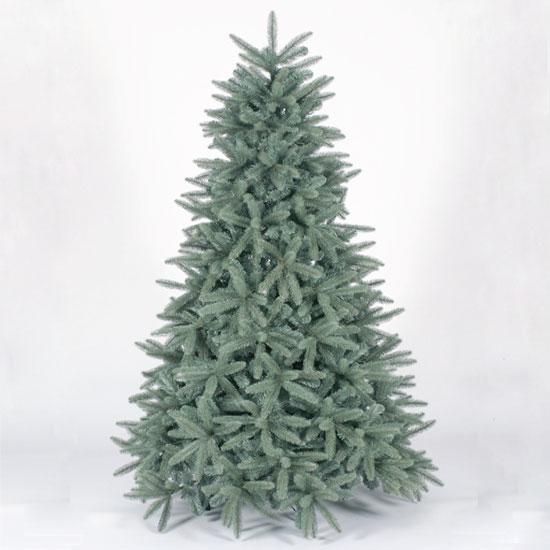 8ft/240cm Louise Fir Blue PE Premium Artificial Christmas Tree