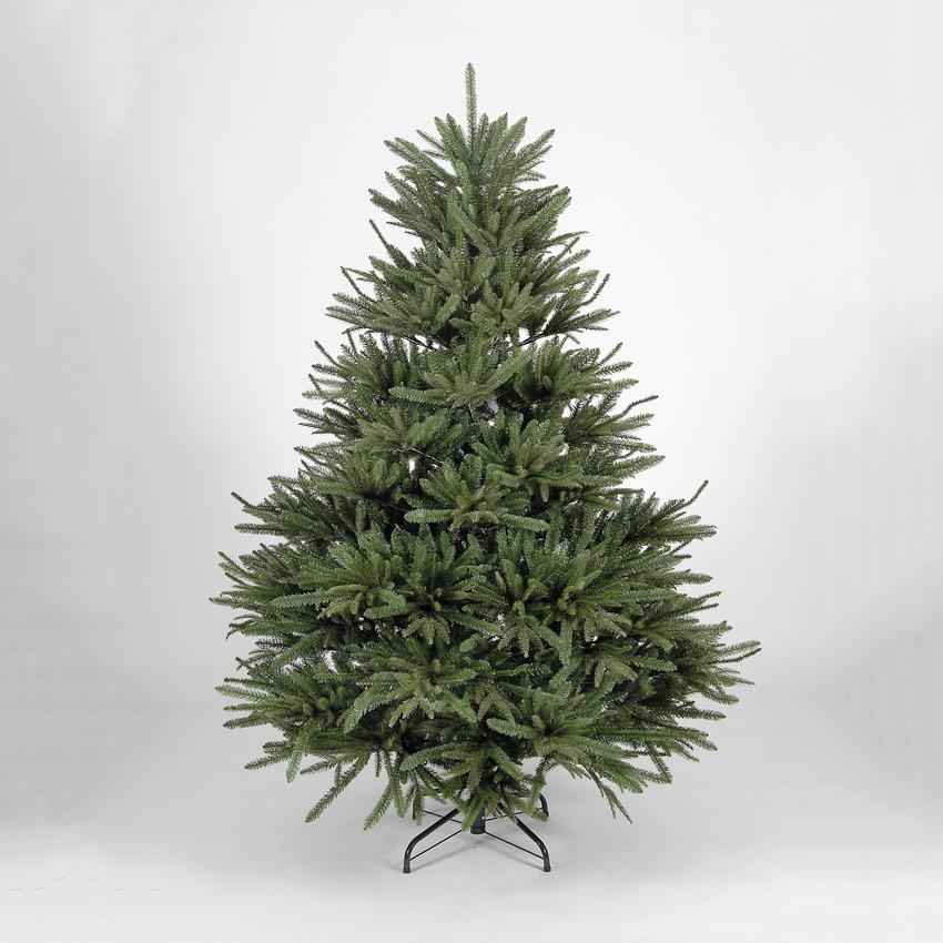 7ft/210cm Kensington Fir Blue/Green PE Premium Artificial Christmas Tree