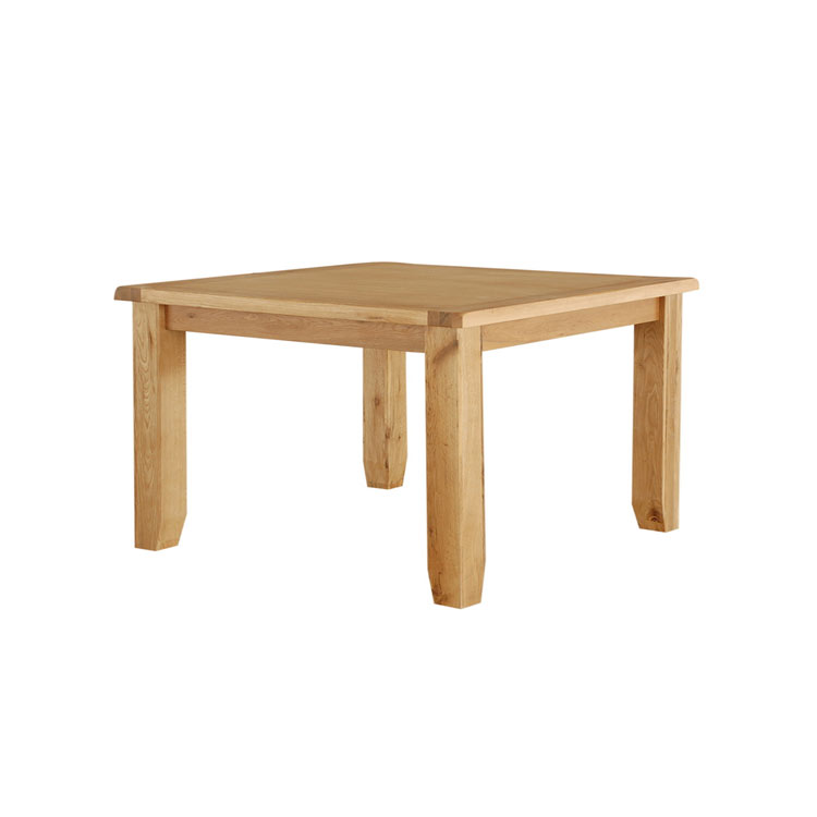Java Oak Square Dining Table