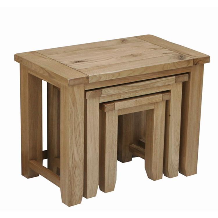 Java Oak Nest Of Tables