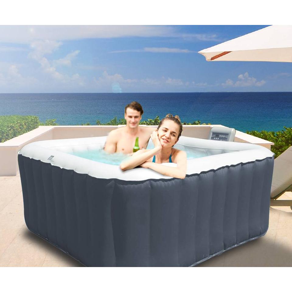 Alpine Inflatable Square Spa Hot Tub
