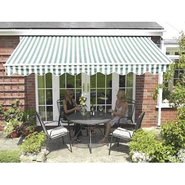 Greenhurst Henley Easy Fit Awning 2.5m x 2m