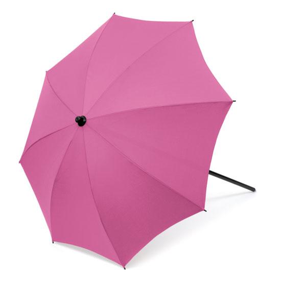 1.7m Purple Rimini Push Up Parasol
