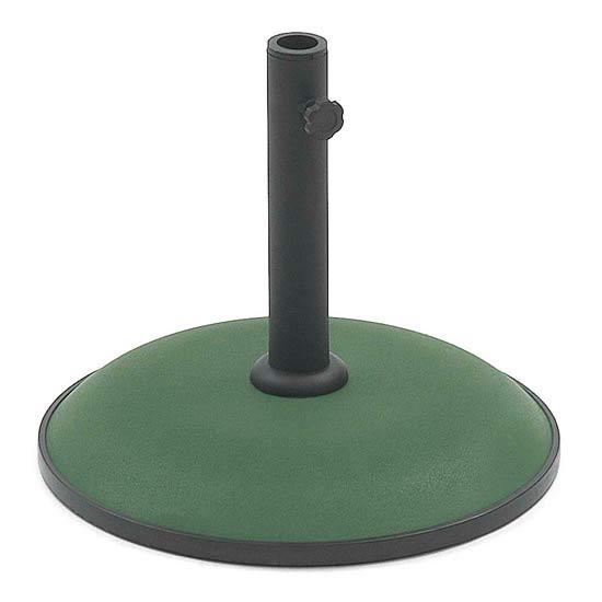 15kgs Green Parasol Base