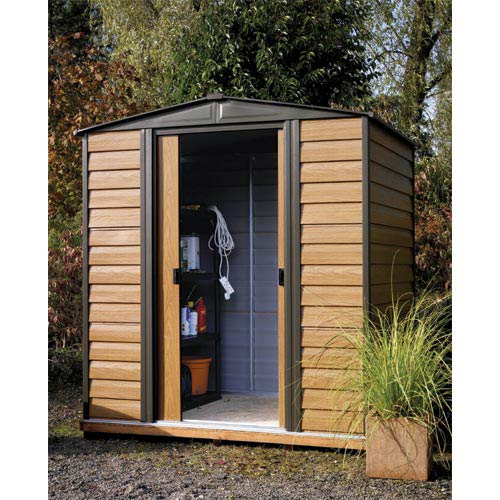 Woodvale Shed - 10x6ft