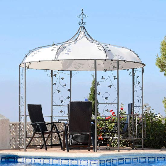 Replacement Roof Canopy for  Samarkand Gazebos