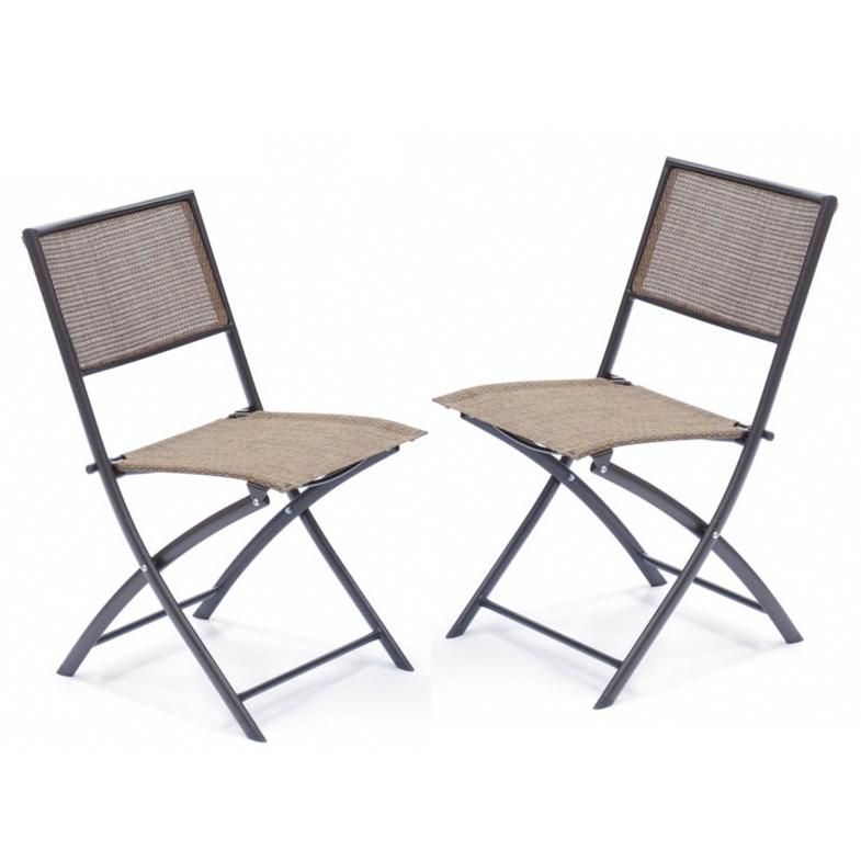 Set of 2 Seychelles Garden Chairs