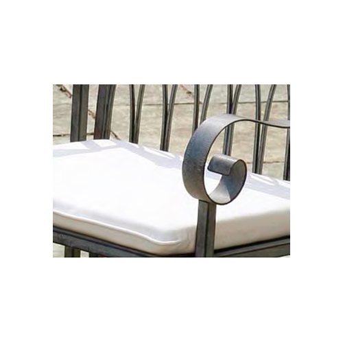 Seat Cushions for Versailles, Chartwell  & Darby Metal Garden Seating (Pack of Two)