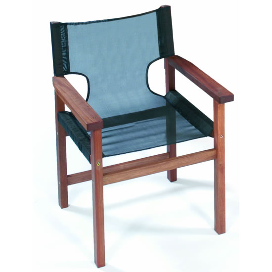 Wellington Hardwood Sling Chair