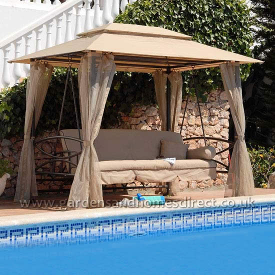Replacement Canopy for Luxor Swing Gazebos