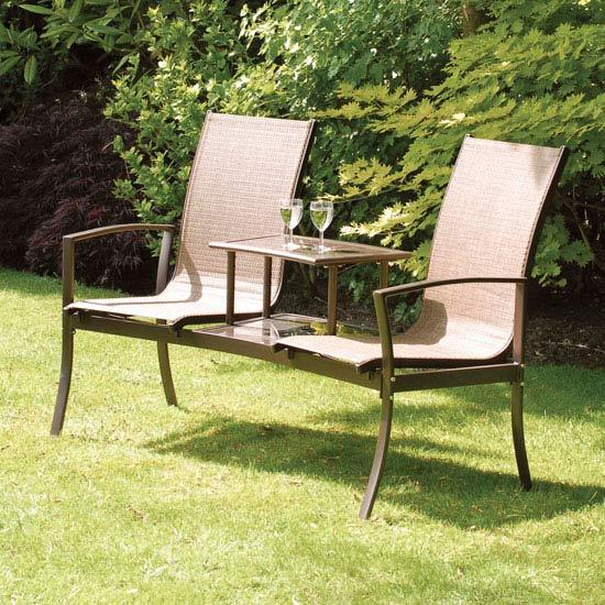 Suntime Havana Bronze Duo Seat