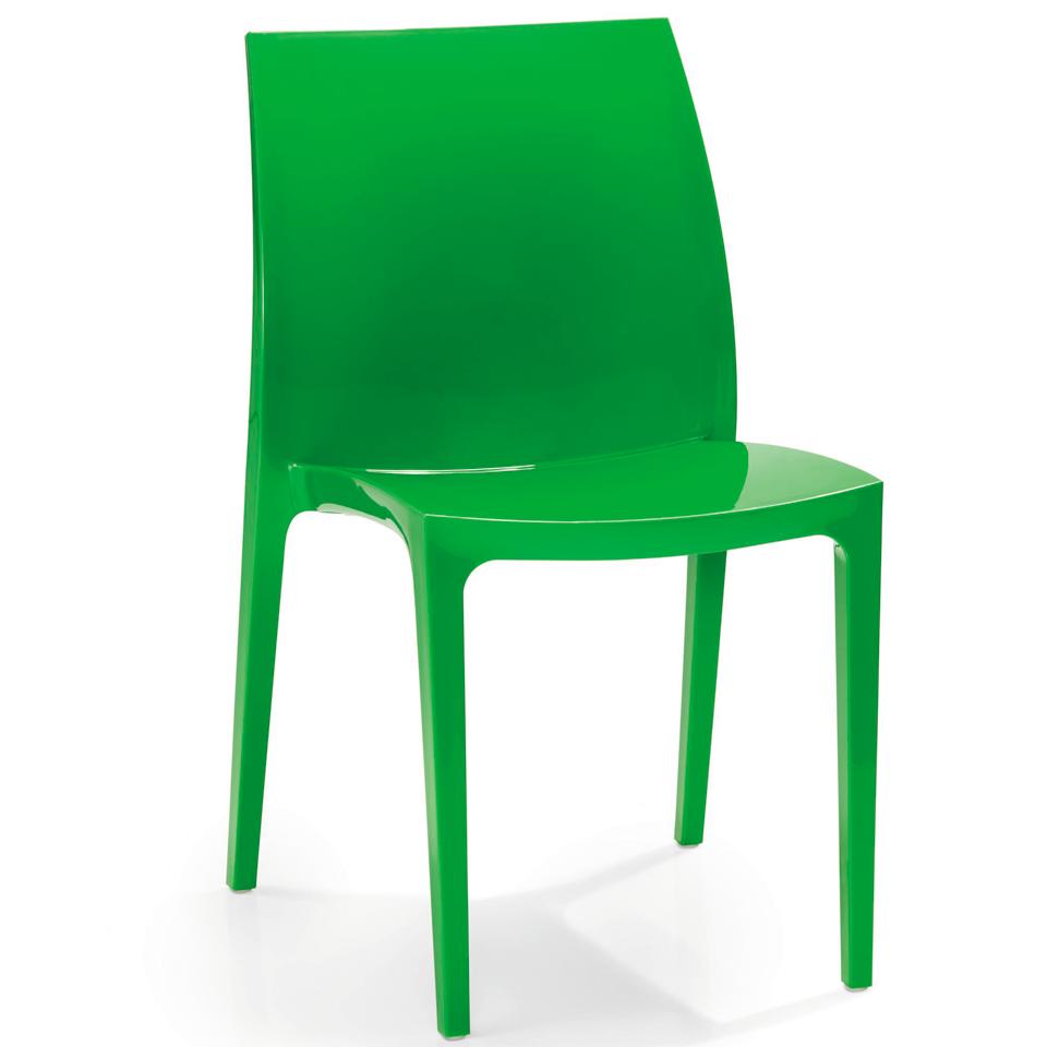 Allibert Sento Grass Green Dining Chair