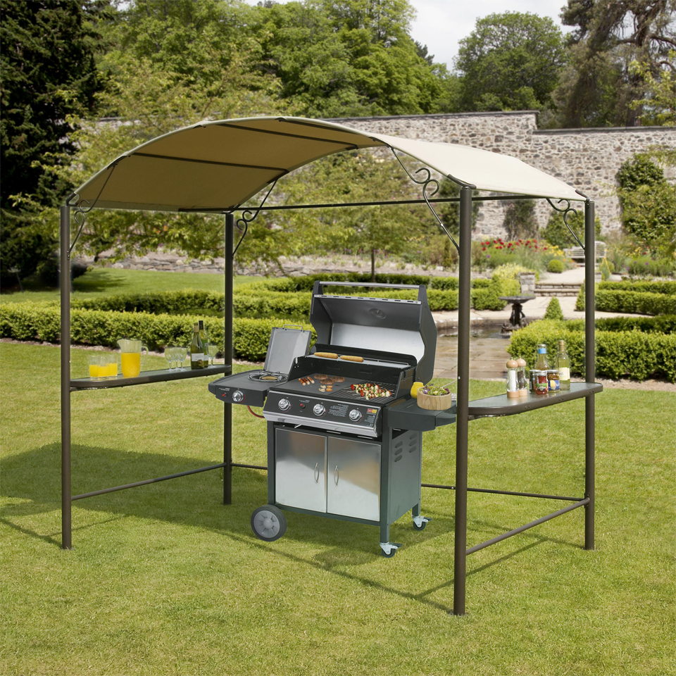 Avery Barbeque Gazebo