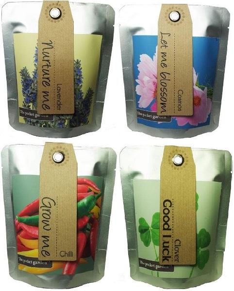 Birthday Cosmos, Lavender, Chilli & Clover -Seeds - BC