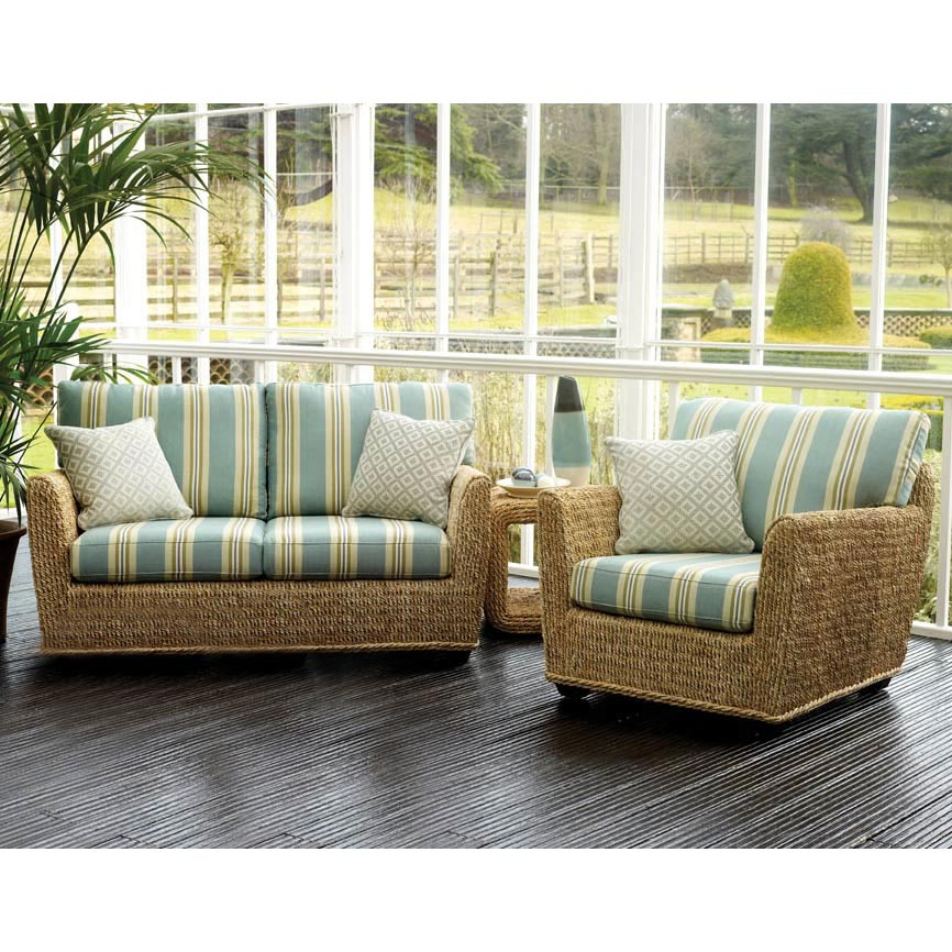 Copacabana 2 Seater Conservatory Sofa and Chair