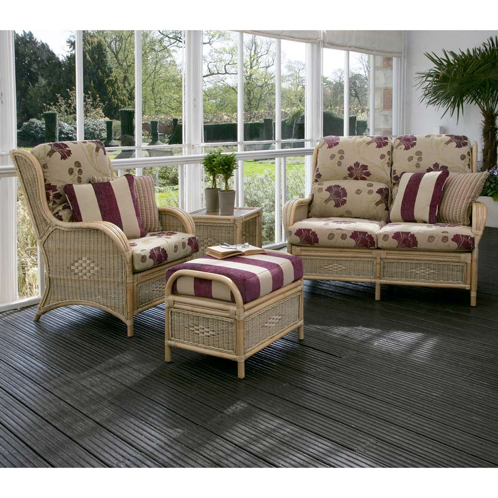 Hartington 2 Seater Sofa and Chair Set