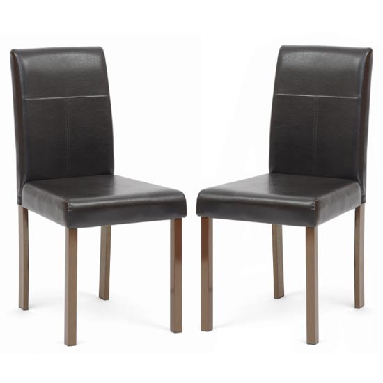 Fusion Set of 2 Chairs