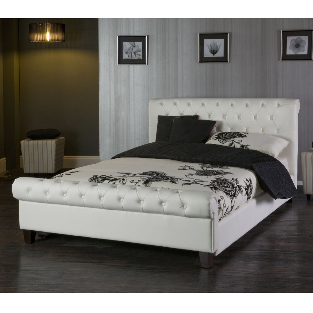 King Size Bed Frame Prices Buy Cheap King Size Oak Bed Frame Compare Beds Prices For Best Uk