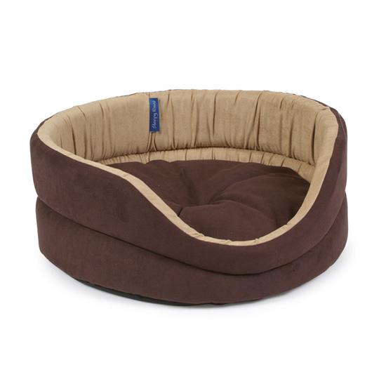 Timberwolf Extreme 60cm Oval Luxury Pet Bed