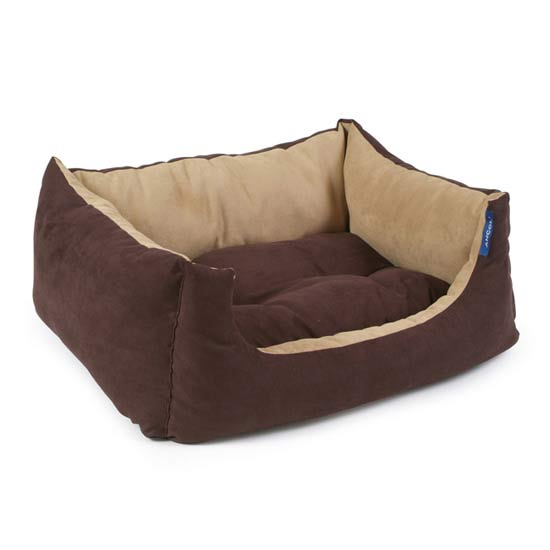 Timberwolf Extreme Domino Dog Bed - Small