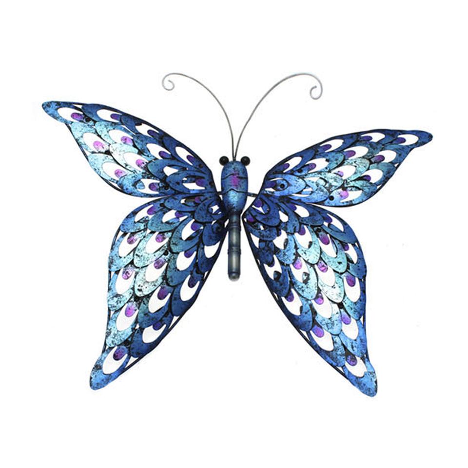 Blue Butterfly 18