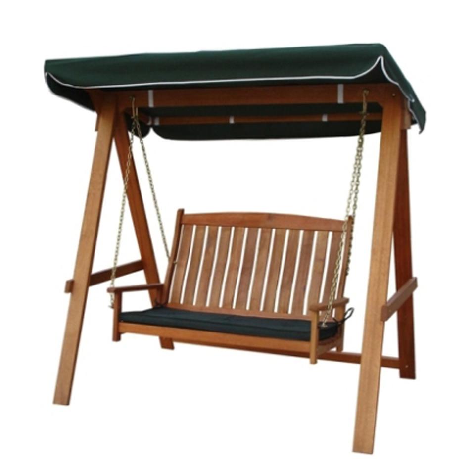 Cheltenham Hardwood 2 Seater Garden Swing Seat