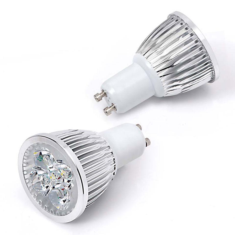 Lifelite 5W GU10 Warm White Narrow Beam Spotlight LED Bulb