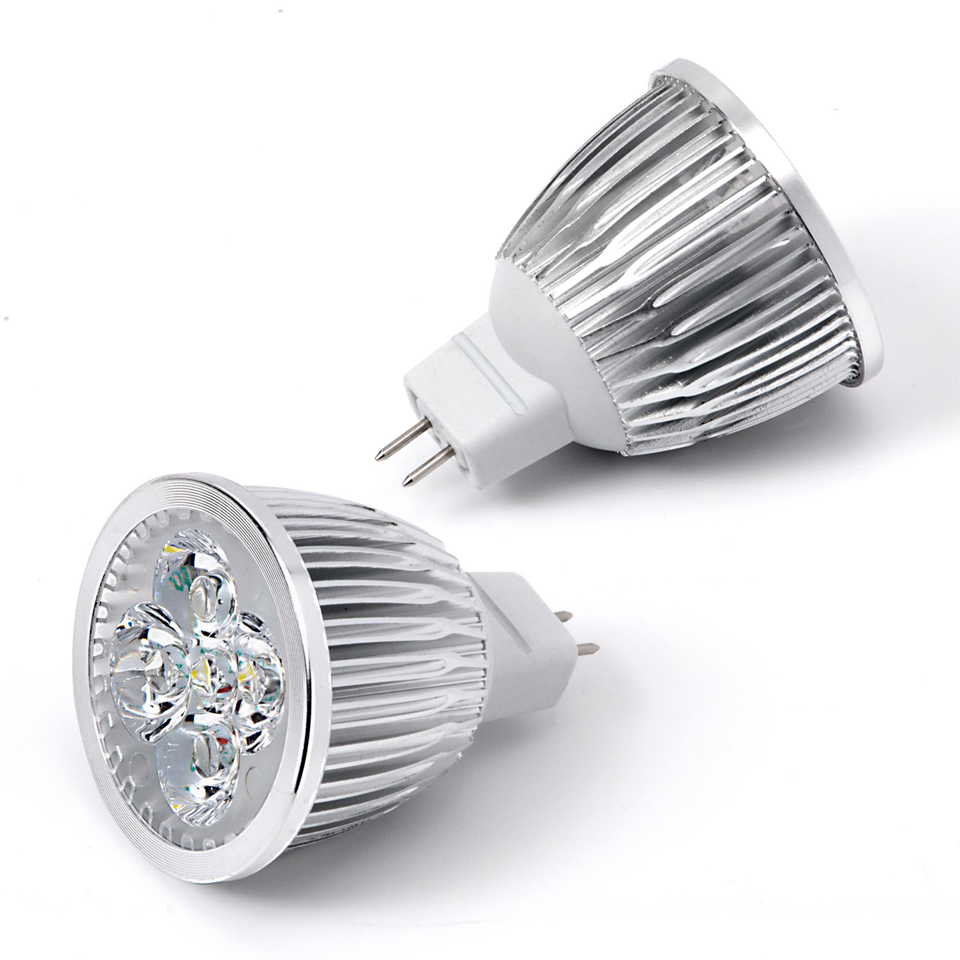 Lifelite 5W MR16 Cool White Narrow Beam Spotlight LED Bulb