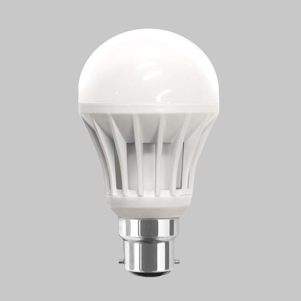 Lifelite 6W B22 Natural White Globe LED Bulb