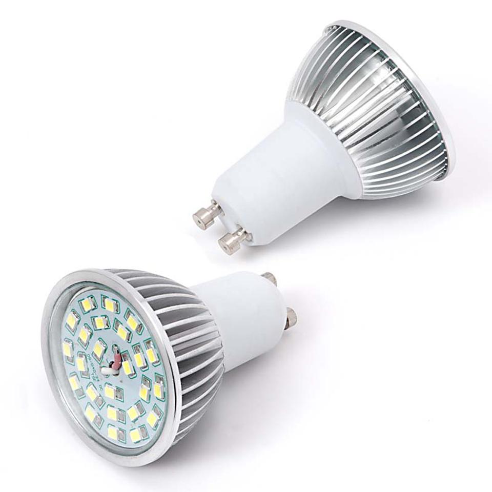 Lifelite 3W GU10 Cool White Wide Beam Spotlight LED Bulb