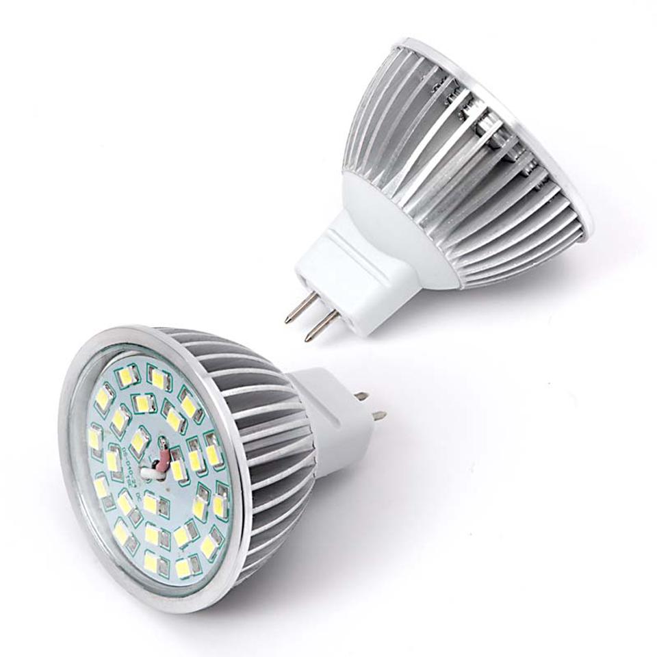 Lifelite 3W MR16 Cool White Wide Beam Spotlight LED Bulb