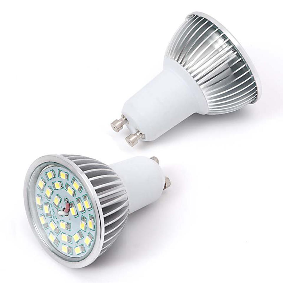 Lifelite 5W GU10 Cool White Wide Beam Spotlight LED Bulb