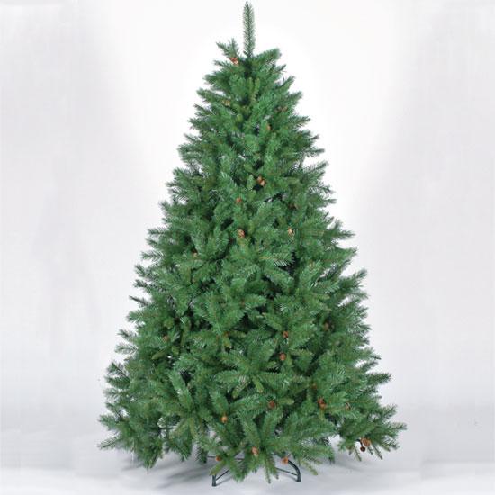7.5ft/230cm Douglas Pine Green Artificial Christmas Tree