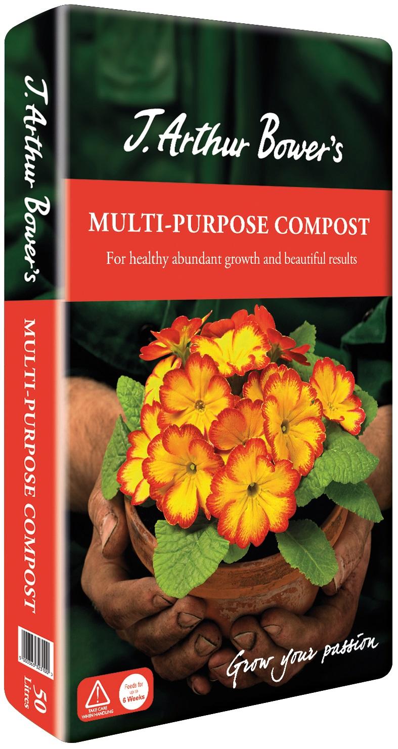 Plant Care & Earth Garden Chairs J. Arthur Bowers Multi-Purpose Compost, 50 litres