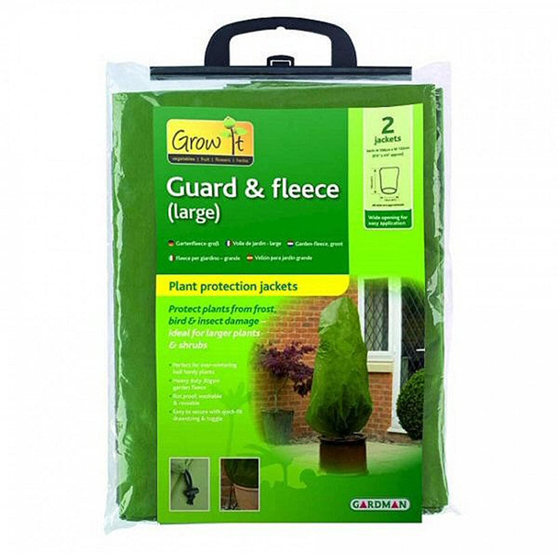 Gardman Guard & Fleece Bags - Two-Pack