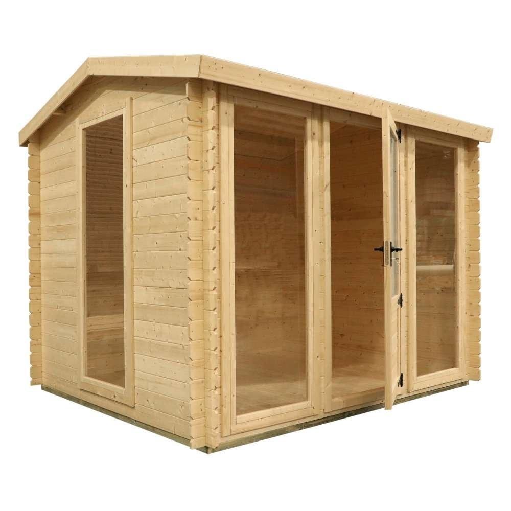 3m x 2.5m Kielder Log Cabin
