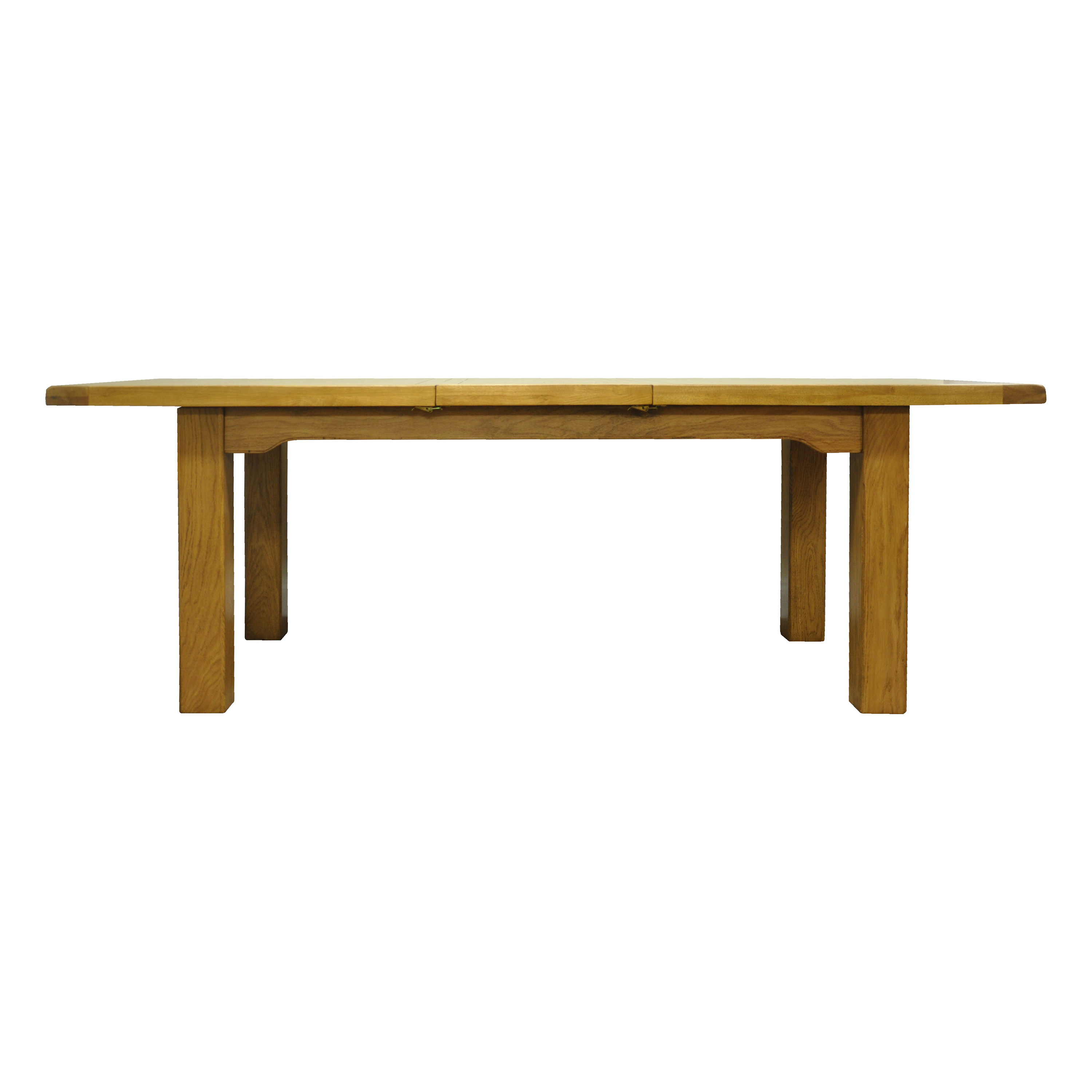 Image of Ashbourne 1.8m Butterfly Extending Table
