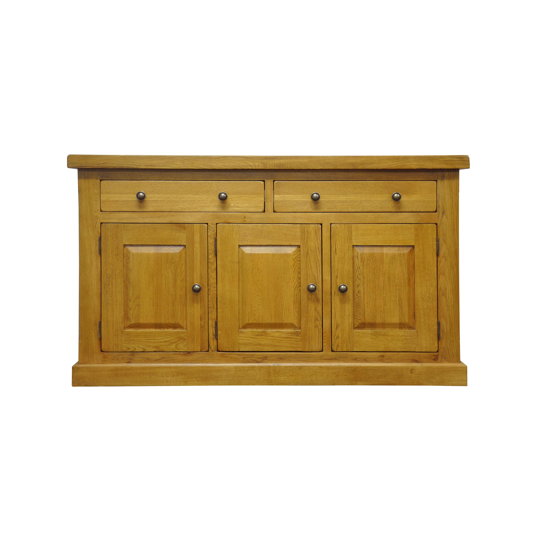 Ashbourne 3 Door 2 Drawer Sideboard