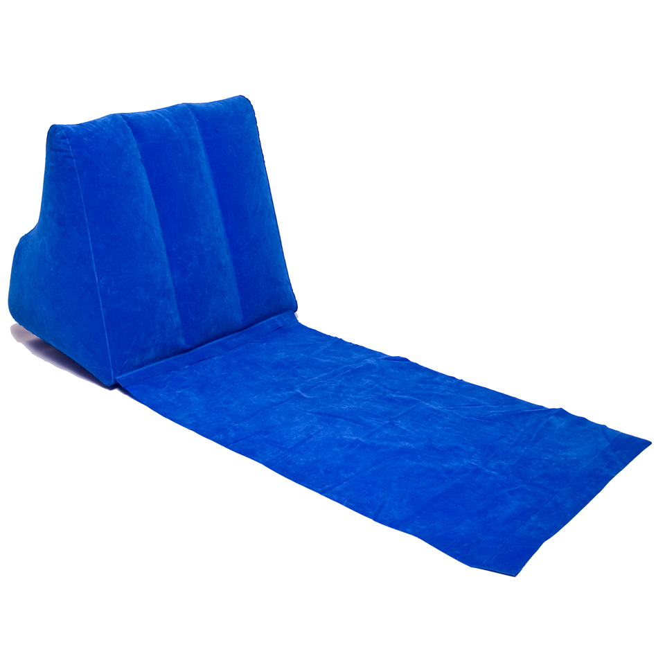 Inflatable Lounger- Blue