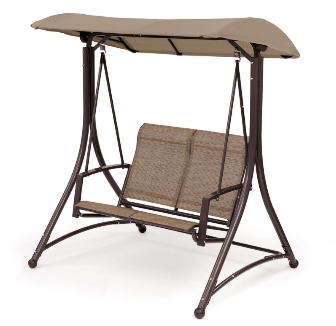 Canopy for Copper Boston 2 Seat Swing