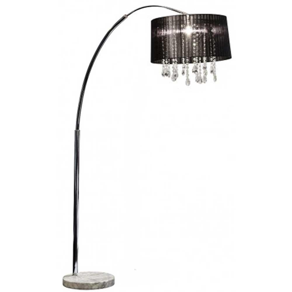 Spencer Arc Lamp (Black)