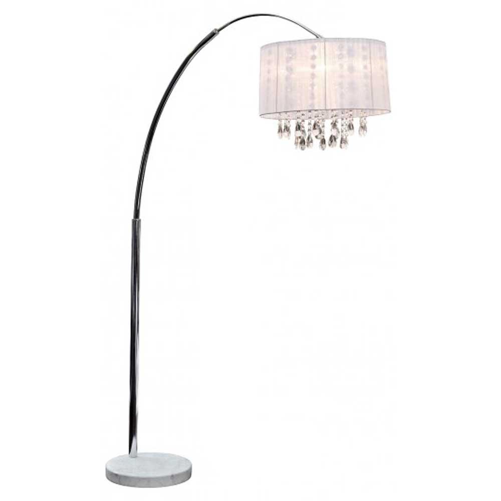 Spencer Arc Lamp (White)