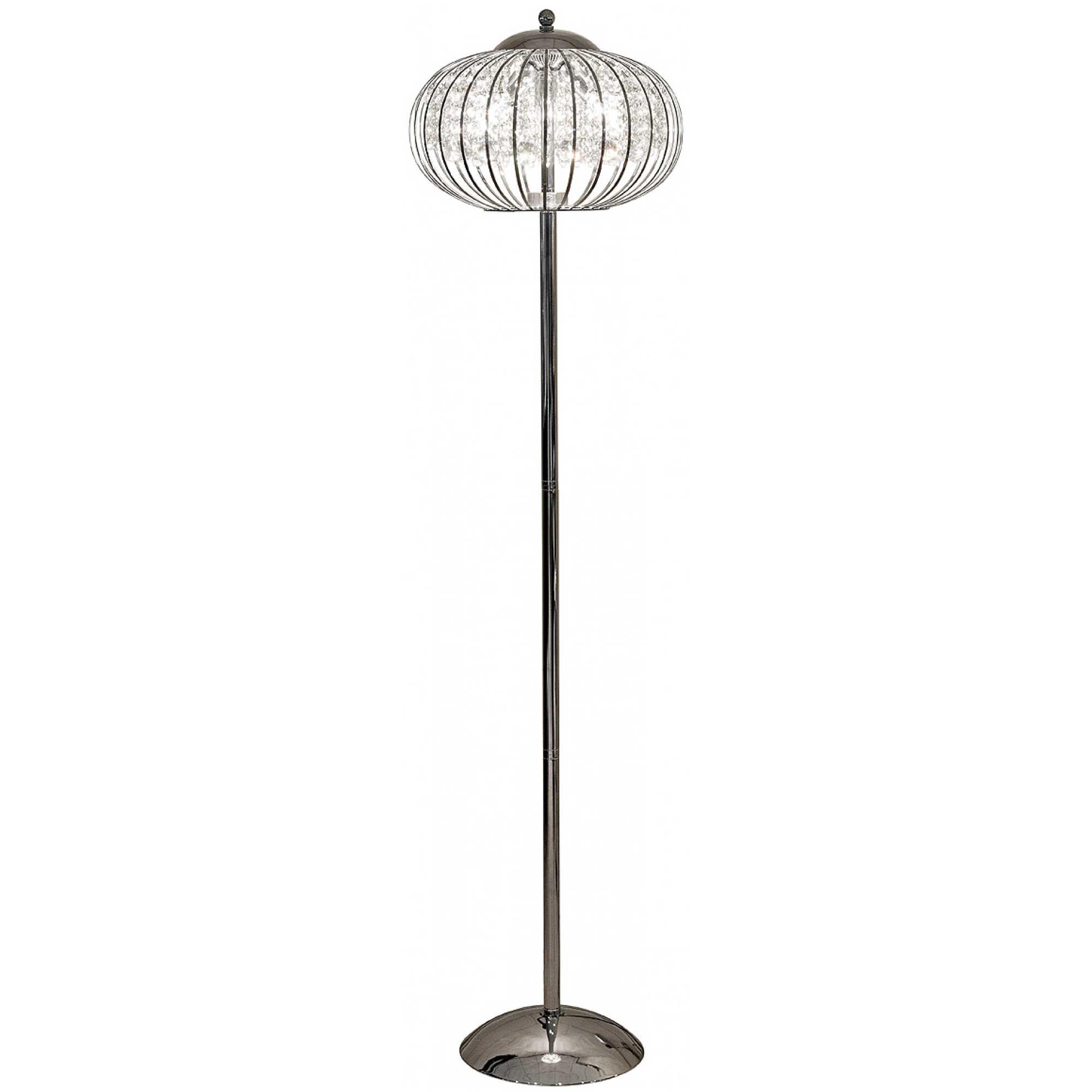 Caged Floor Lamp