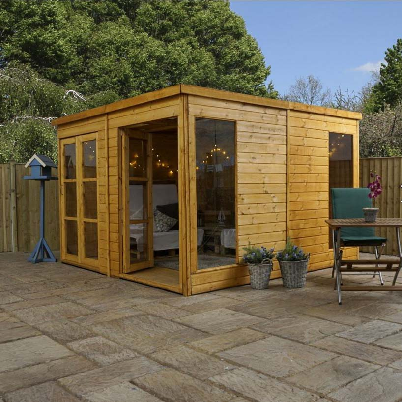 Image of 10x10 - Pool House