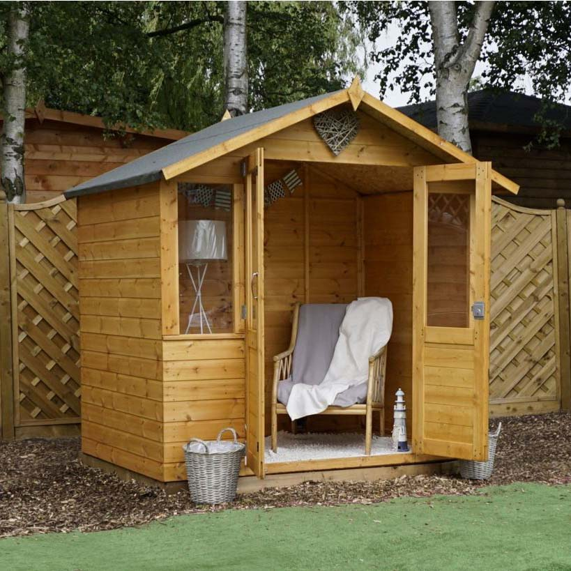 7x5 - Traditional Summerhouse