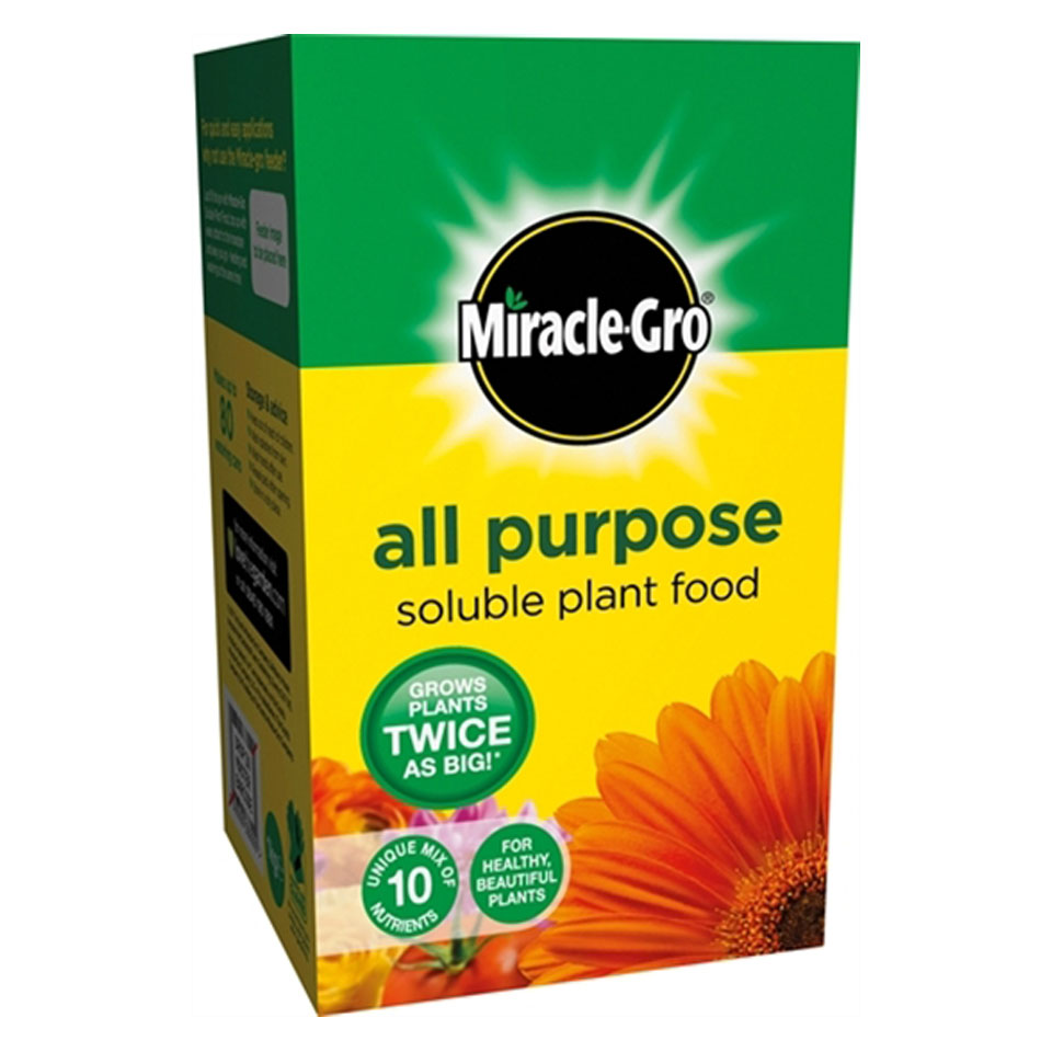 Scotts Miracle Gro Slow Release Soluble Plant Food 1 kg
