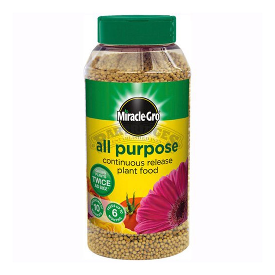 Scotts Miracle Gro Slow Release Plant Food 1 kg